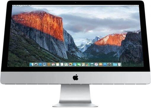Apple iMac 27? Slim Retina 5K intel Quad-Core i5 3.2GHz Late 2015 (Ricondizionato)