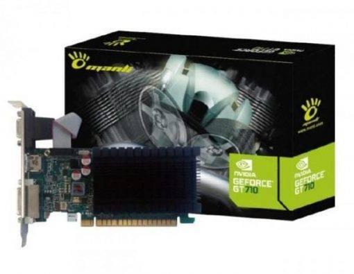 VGA Man GeForce GT 710 2GB SDDR3 64bit passiv LP